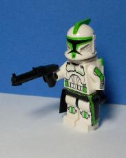 CW Lime Green Jet Trooper