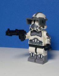 Phase 2 Security Commander- Gray