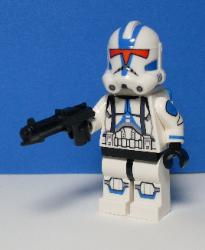 BF Jet Trooper red visor