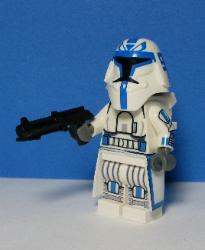 Cold Assault Captain Rex