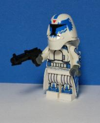 Cold Assault Commander Wolffe