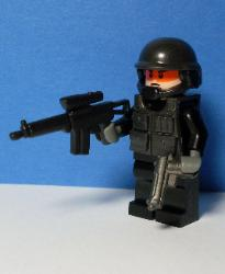 Tactical Soldier